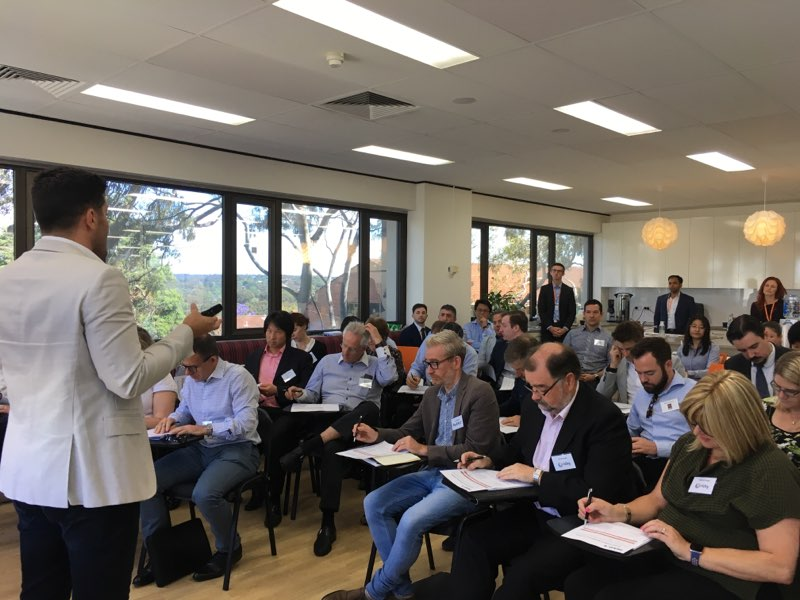 Sales Growth Breakfast Session: Event Recap