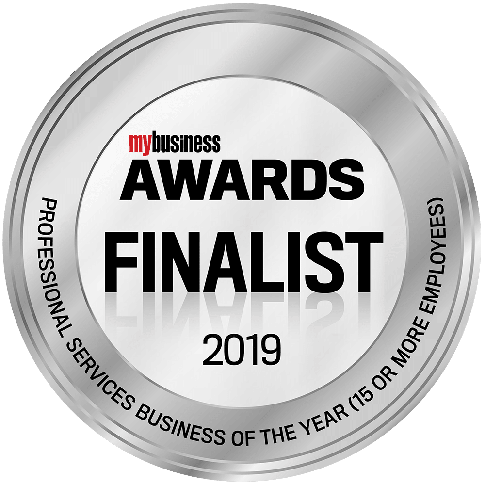 Imagine Accounting are thrilled to be shortlisted for the My Business Awards 2019!