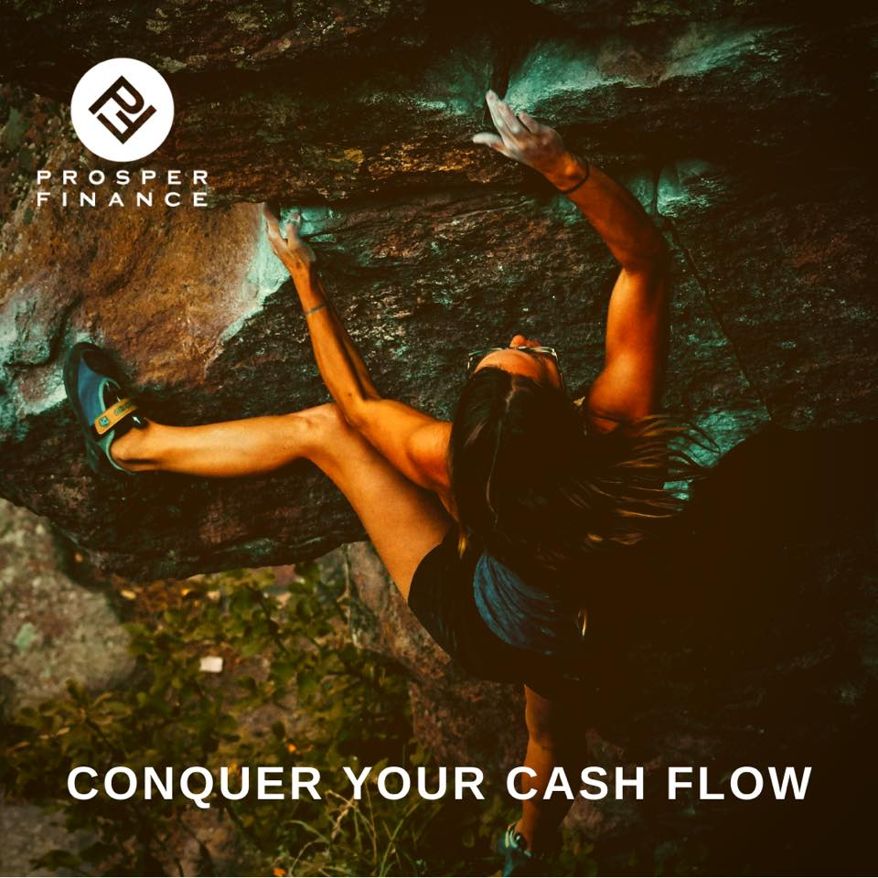 Conquer the cash flow