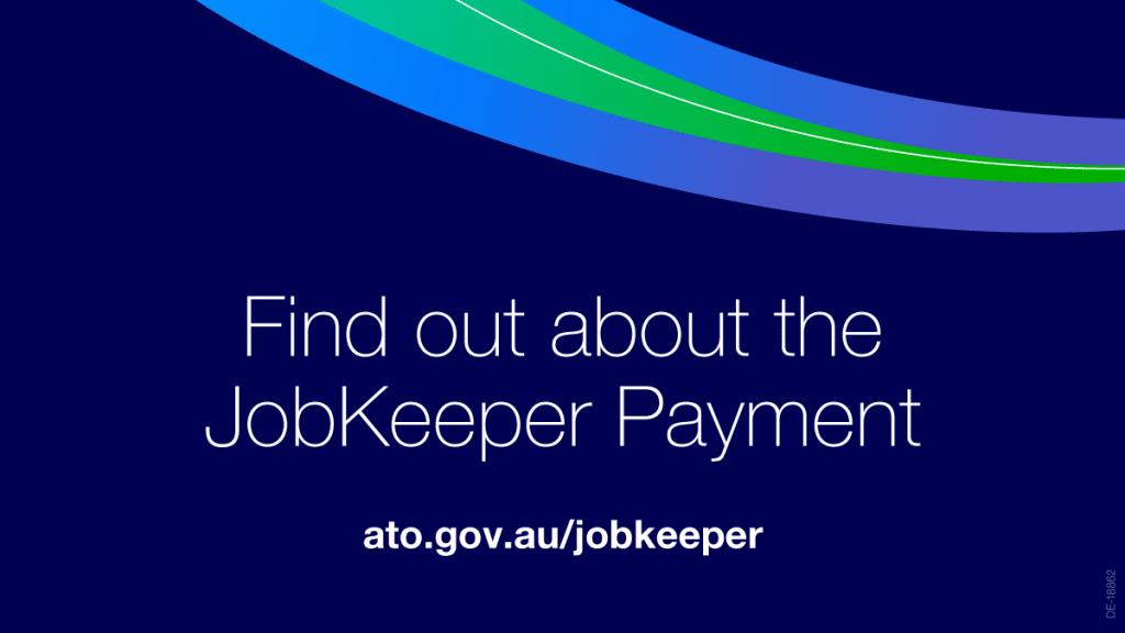 Update – JobKeeper Payment