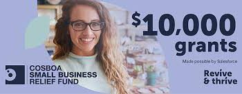 COSBOA grant small businesses