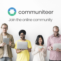 SOCIAL RESPONSIBILITY: Communiteer is launching Virtually Together