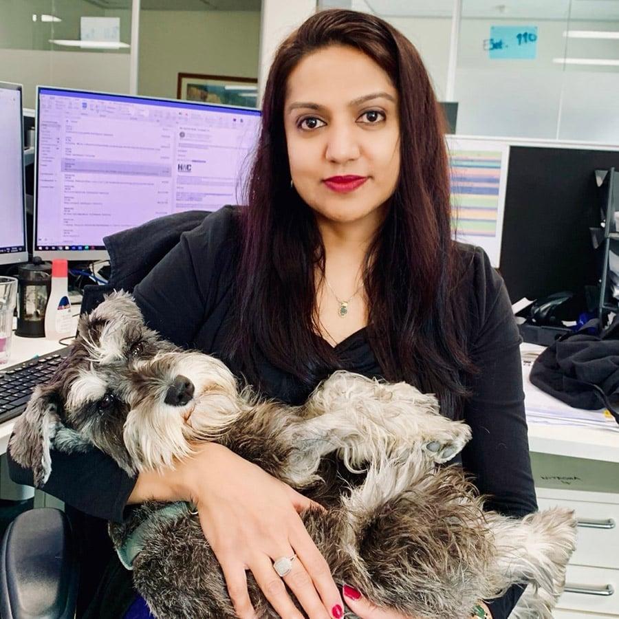 Nitasha Pal