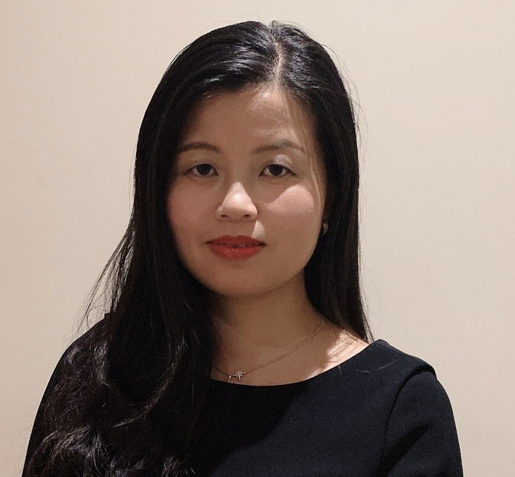 Staff Profile – DAISY HUANG